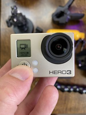 GoPro Hero 3 Black Edition and many Accessories! for Sale in Philadelphia, PA