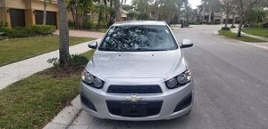 Chevy Sonic turbo LT for Sale in SUNNY ISL BCH, FL
