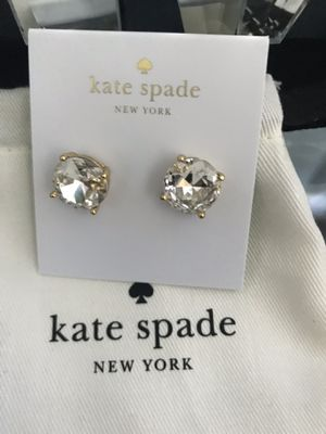 Kate spade earrings for Sale in Springfield, VA