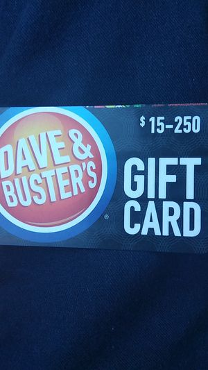 Dave and Buster's for Sale in Seattle, WA