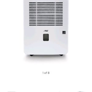 Arctic King 30-Pint Energy Star Dehumidifier, White WDK30AE7N for Sale in Phoenix, AZ