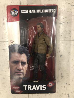 Travis Walking Dead Action Figure for Sale in Houston, TX