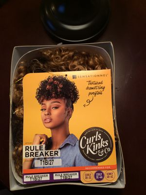 Rule Breaker Instant Ponytail. Brand new. for Sale in St. Louis, MO