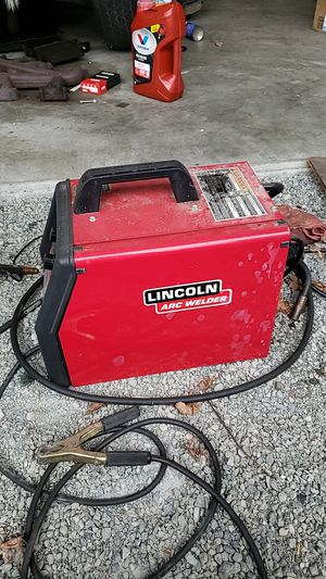Lincoln arc welder $50 OBO for Sale in Tacoma, WA