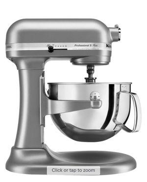 KitchenAid KV25GOXSL Professional 500 5QT 450 Watt Bowl lift Stand Mixer - Silver for Sale in Buena Park, CA
