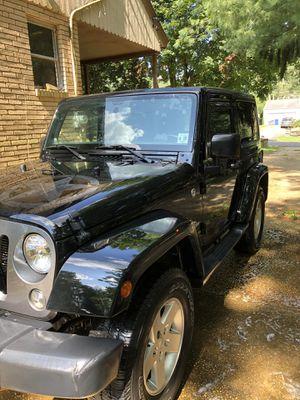 2014 Jeep wrangler 2 dr for Sale in Marlboro Township, NJ