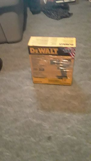 1/2 dewalt impact drill driver for Sale in Janesville, WI