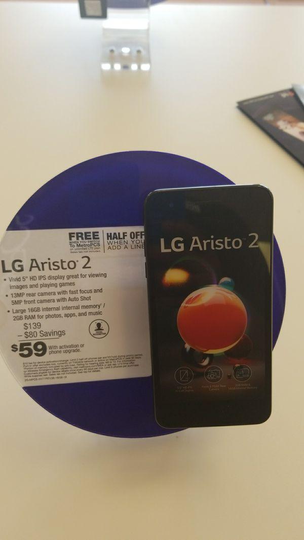 LG Aristo 2