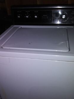 Kenmore Washer Dryer - Heavy Duty 80 Series for Sale in Gold Bar,  WA