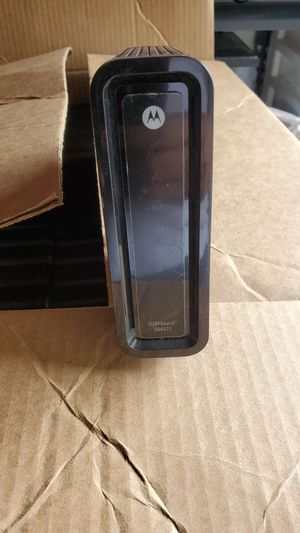 Modem for Sale in Los Angeles, CA