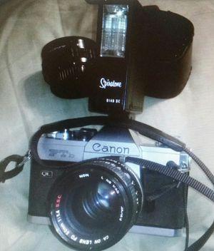 Vintage Canon FTB QL Film camera for Sale in Marietta, GA