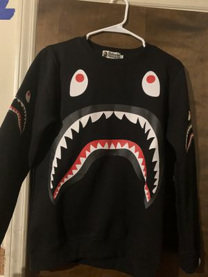 Bathing ape sweater for Sale in Phoenix, AZ