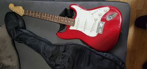 Electric 6-String Guitar w/ Amp & Extra for Sale in The Bronx, NY