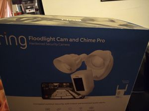 Ringfloodlight cam for Sale in Fresno, CA