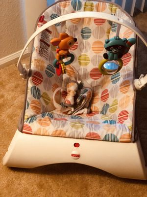 Fisher price baby chair for Sale in Herndon, VA