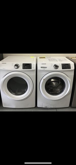 Samsung washer/dryer for Sale in Spring, TX