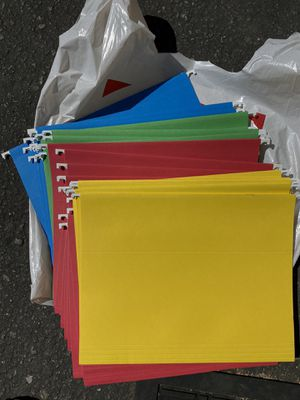 File folders for Sale in Gilroy, CA