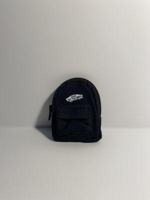 Vans Keychain Backpack in Black for Sale in San Jose, CA