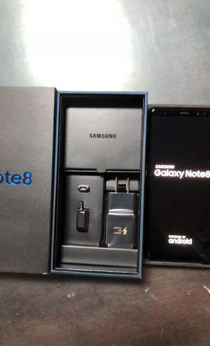 BrandNEW Samsung Galaxy Note8 64GB Unlocked Verizon T-Mobile Sprint MetroPCS AT&T for Sale in Los Angeles, CA