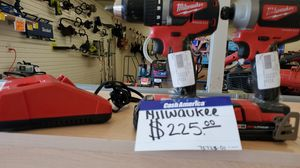 Milwaukee brushless drills for Sale in San Antonio, TX
