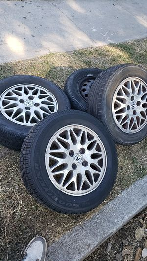 Acura Sunflower Rims for Sale in Los Angeles, CA
