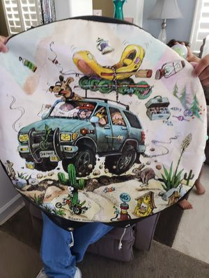 RV Spare tire cover for Sale in Gilroy, CA
