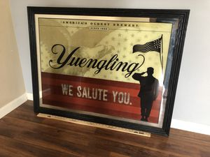 Yuengling Bar Mirror for Sale in Waynesville, MO