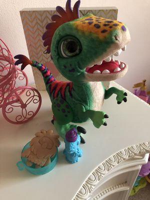 Hasbro FurReal Munchin Rex Dino New / Stuffed animals & plush for Sale in Winter Haven, FL