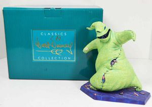WDCC Disney The Nightmare Before Christmas Oogie Boogie Figurine with Box for Sale in Kent, WA