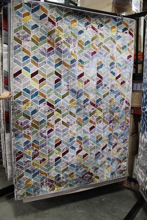 Laleh Geometric Mosaic 5x8 Area Rug, SKU # R-1088A-58 for Sale in Downey, CA