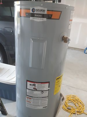 New electric water heater for Sale in Rockwell, NC
