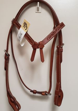 Horse Cowboy Pro Futurity Knot headstall with quick change for Sale in Chandler, AZ
