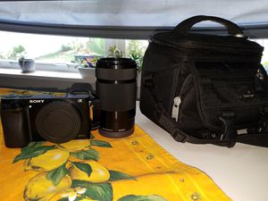 Sony a6000 for Sale in Riverview, FL