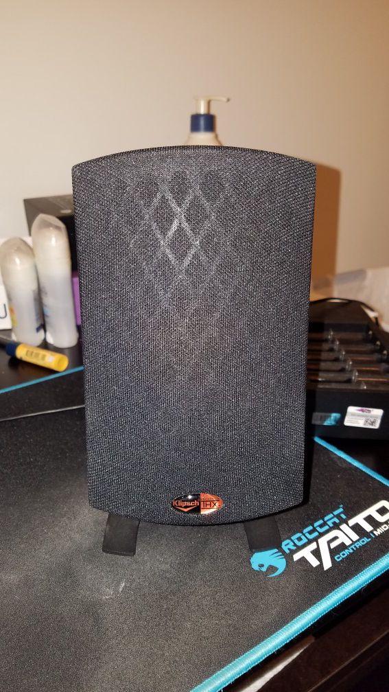 Klipsch ProMedia 2.1 speakers