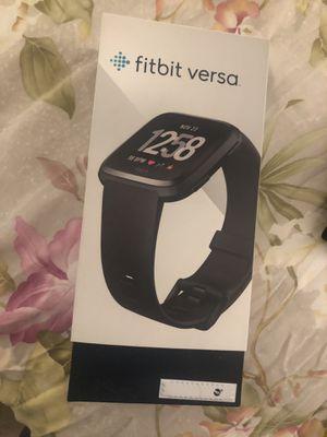 Fitbit Versa brand new in box for Sale in Alexandria, VA