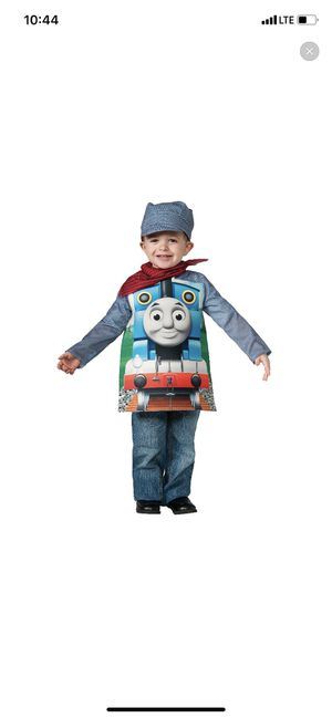 Thomas The Tank Toddler/Child Costume for Sale in Houston, TX