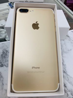 IPhone 7 Plus (128 GB) Excellent Condition With Warranty for Sale in Cambridge, MA