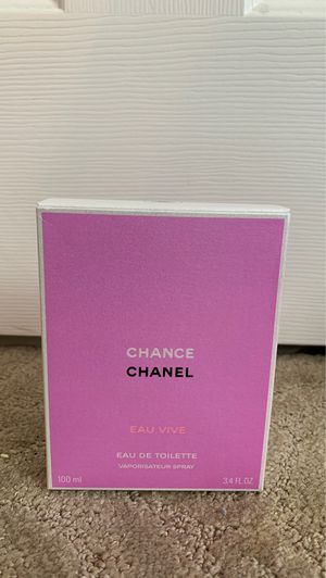Chanel Chance Eau Vive perfume! for Sale in Poway, CA