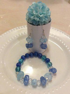 Vintage Earring And Bracelet Set For Women for Sale in Torrance, CA