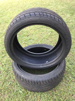 2 225/40 18 tires for Sale in Boca Raton, FL