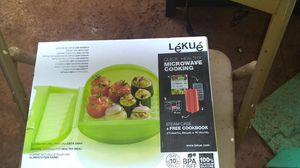 Lekue' microwave cooking for Sale in Wahiawa, HI