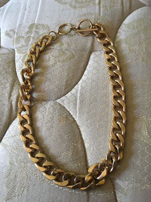 Gold fat chain for Sale in Salinas, CA