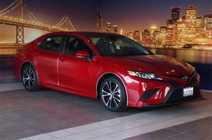 2019 Toyota Camry for Sale in Fremont, CA
