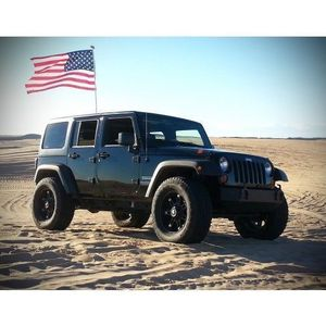 """JEEP JK 3"""" LIFT fits 2dr and 4dr for Sale in Phoenix, AZ"""