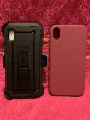 iPhone X/XS pro cases for Sale in San Bernardino, CA