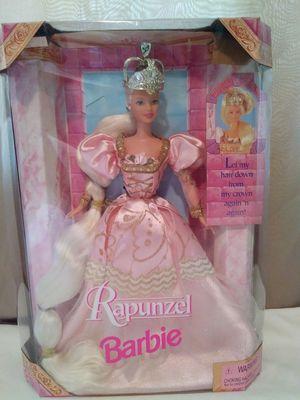 Rapunzel Barbie. for Sale in Walled Lake, MI