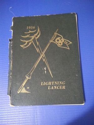 1956 lightning lancer 68th flight book for Sale in Las Vegas, NV