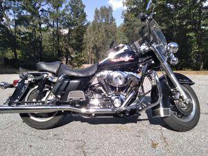2004 Harley Davidson road king 13,900mi for Sale in Snellville, GA