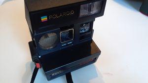 Vintage Polaroid Sun 660 Camera W/Case for Sale in Old Mill Creek, IL