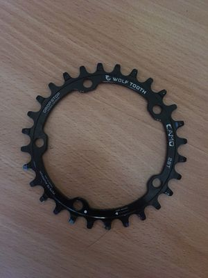 Bicycle chainring Wolftooth CAMO 28t for Sale in San Diego, CA